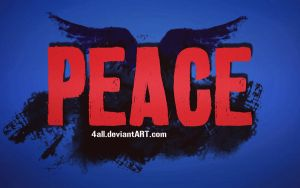 RED PEACE by Peace4all