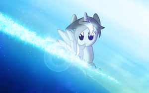 Commission | Frostweave by Vexx3
