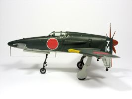 1:72 J7W Shinden II by Zero-Cannard
