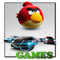 Games icon by pavelber