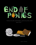 End of ponies poster by NovaMarcellus