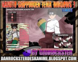 Tenten Theme Windows 7 by Danrockster