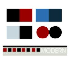 Modern.Colour 7 by fear2b