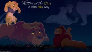 The Lion King Wallpaper by AzazelIvyLynn