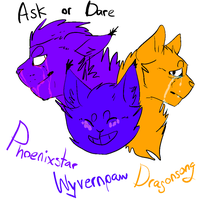 :Ask Pheo, Wyv, or Draq! Or all three lmao: by MamaMadi