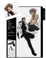 RE-NOCTIS : Bastian Carver by arrancar5489