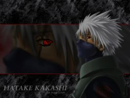 Kakashi Hatake by Bladwolf