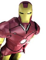 3D Iron Man for Maya by parka