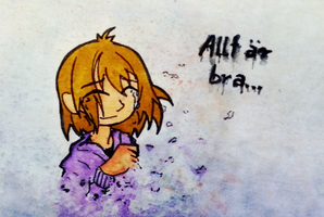 All is well by denevert