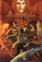 The Legend of Korra Official Poster (Digital) by eduardowar