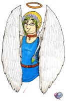 Different Kind of an Angel by Aissu