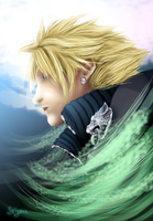 More Cloud XD by Sig17gm