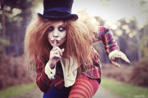 Clown Chapelier Fou by sidoAndYo