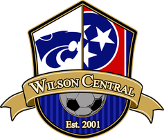 Wilson Central Soccer logo by PastorRoy