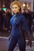 The Invisible Woman is Back!!! by TheSnowman10