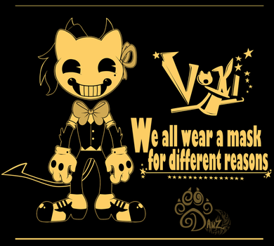 Voki The Magician by gisselle50