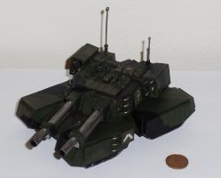 Mammoth Tank Scale by Johnny-Canuck07
