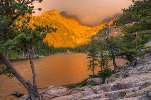 Dream Lake Sunrise 6087 by pesterle