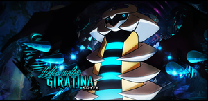 Shiny Giratina by LVSatix