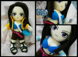 Cana Alberona - Fairy Tail by renealexa-plushie
