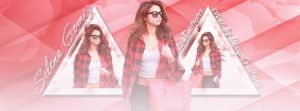 Selena Gomez PSD Cover - IzaEditions by DesignCreationsOffi