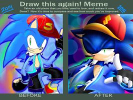 How it used to be by SonicTH105
