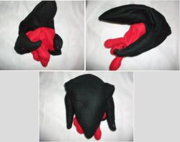 Graboid Hat by CelloManLove