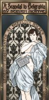 A Scandal in Belgravia - Mucha Style by AlessiaPelonzi