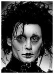 Edward Scissorhands by RandySiplon