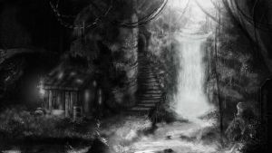 Speed-painting-chutes by kevain25460