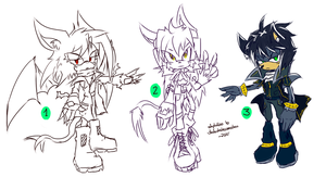 Sonic Adoptables #15 - closed by shadowhatesomochao
