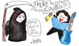 More Cowbell by PewterKat