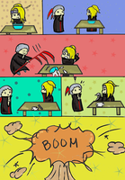 Hidan is a Cereal Killer by futuremoon