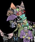 Gotham's Most Wanted by tedkordlives