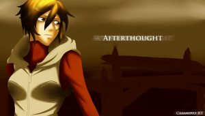 Afterthought by gunzstreetcat