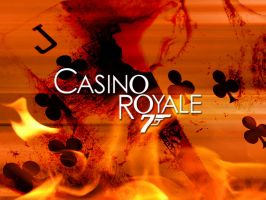 Casino Royale Card Wallpaper 2 by kv007