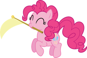 Pinkies got the flag by Porygon2z