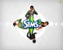 The Sims 3 Wallpaper - 2 by twee7