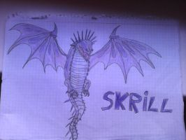 The skrill by MareleLup