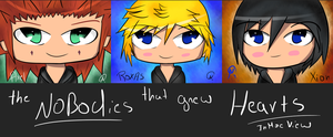 The NOBODIES that grew HEARTS - 358/2 Days by InMoeView