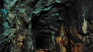 Abandoned Mine, Norway by francis1ari