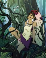 San's Forest by Noidatron