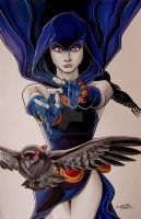 Raven by KidNotorious