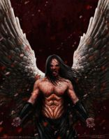 Dark angel by AtomiccircuS