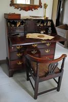 Old desk by LucieG-Stock