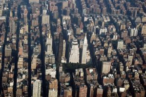 NYC Skyview 1 by TheDayILiveFor