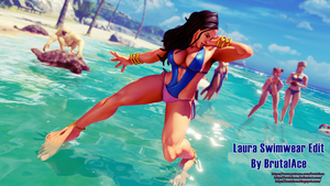 Laura Swimwear Edit by BrutalAce