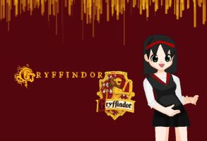 Gryffindor by Mello-chan91