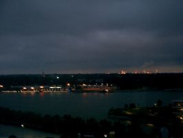 Night on the Maumee by teamrocketavenger
