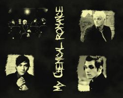 my chemical romance wallpaper by zuzuluk